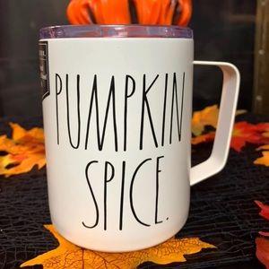 Rae Dunn Pumpkin Spice Mug